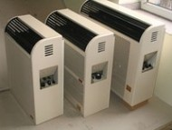 Конвектор газовий парапетний АОГ-5СП