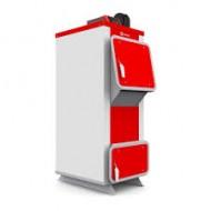 Серия Q PLUS 15-75 Котлы универсальные с вентилятором и автоматикой (уголь, дерево, брикеты)