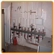 Послуги з монтажу систем опалення