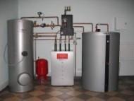 Котли і водонагрівачі газові