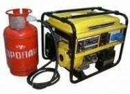Газовые електрогенератори